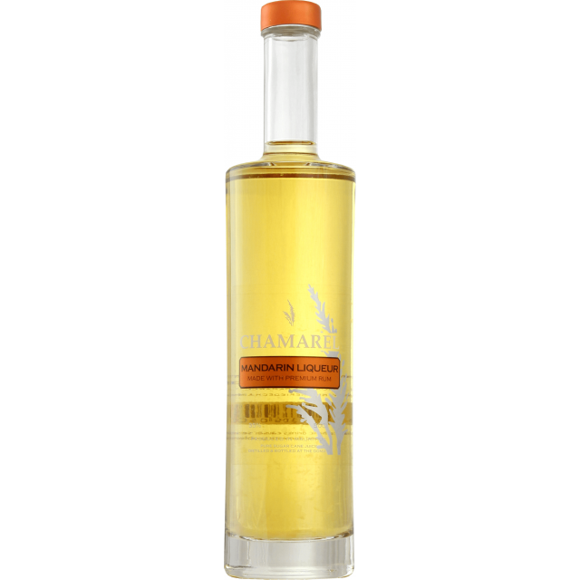 Chamarel Liqueur Mandarine 35%