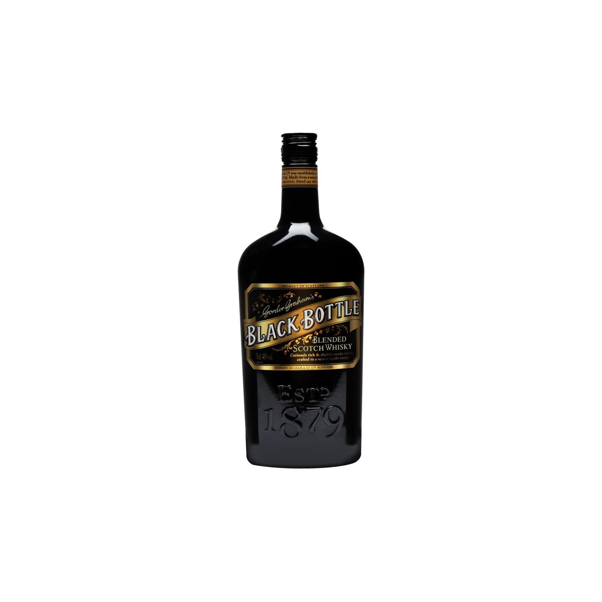 Black Bottle Whisky 40 %