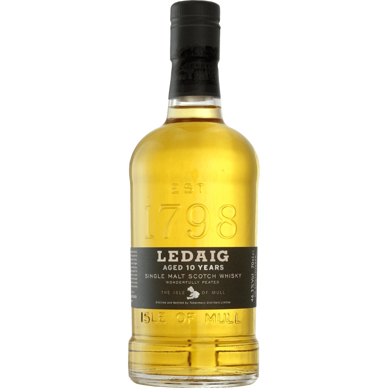 Ledaig 10 ans Whisky 46,3%