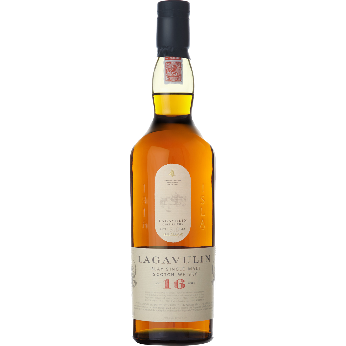 Lagavulin 16 ans Single Malt Whisky 43 %