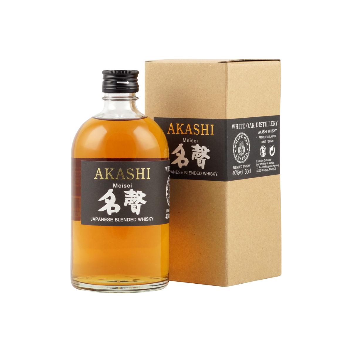 Akashi Meisei Whisky 40%