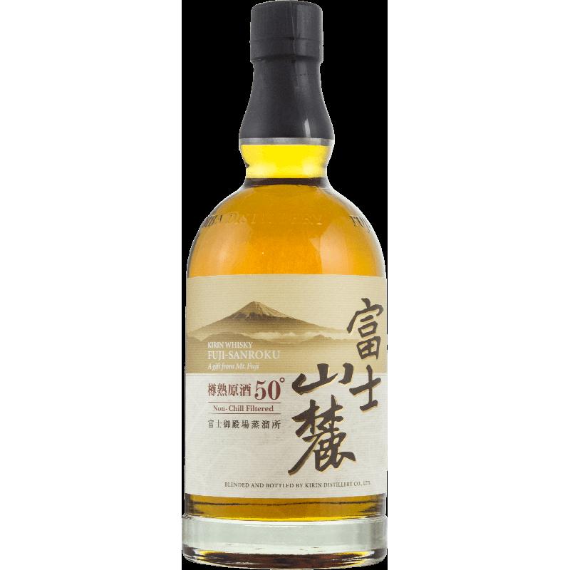 Kirin Fuji Sanroku Whisky 50 %