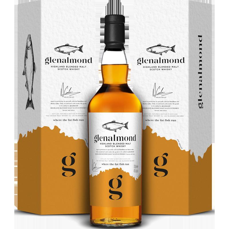 Glenalmond Highland Blended Malt Whisky 40 %