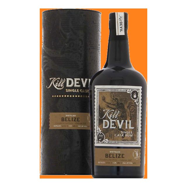 Kill Devil Belize 9 ans Travellers Column Still Rhum 46 %