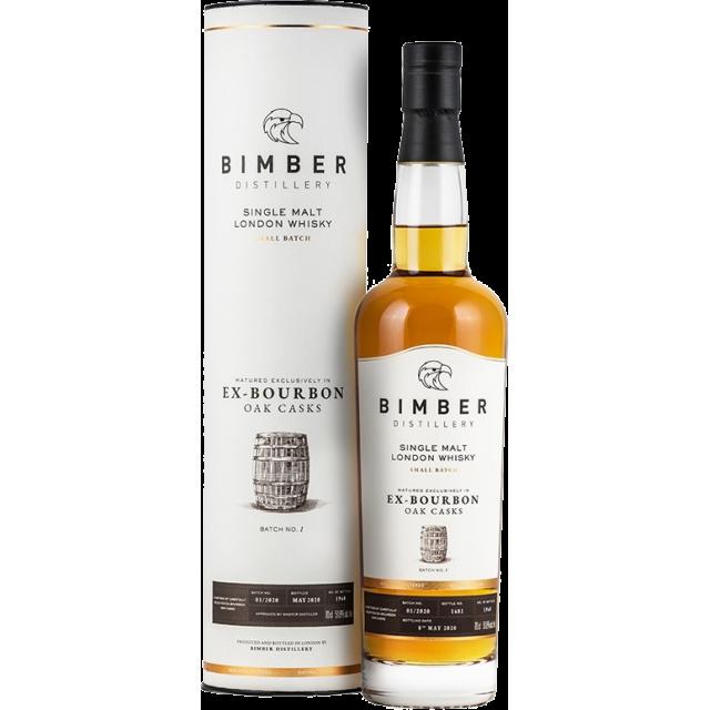 Bimber Ex-Bourbon Cask Small Batch Whisky 51,8 %