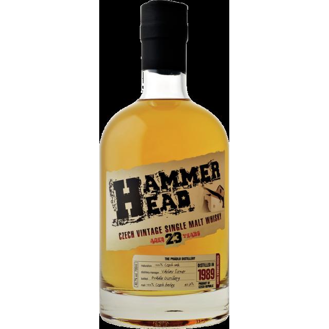 Hammer Head 23 ans 1989 Whisky 40,7 %