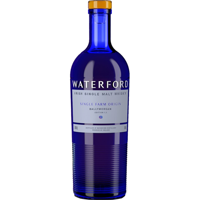 Waterford Single Farm Origin Ballymorgan Whisky 50 %