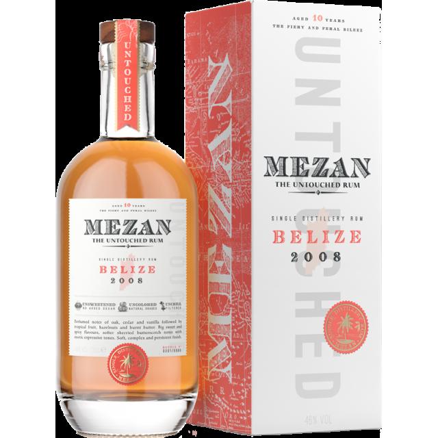 Mezan Belize 2008 Rhum 46 %