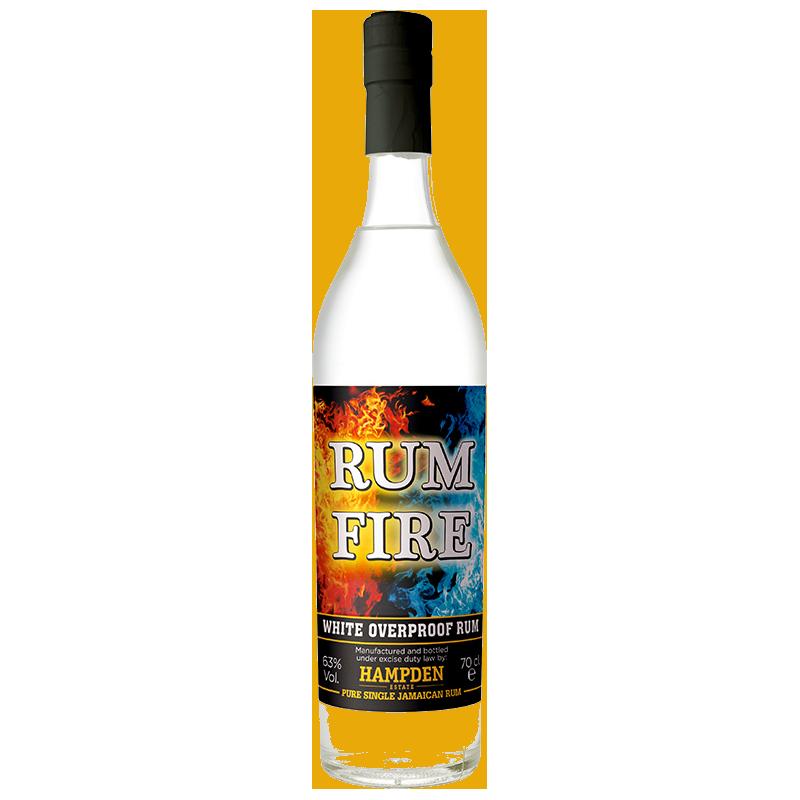 Hampden Rum Fire Rhum 63 %