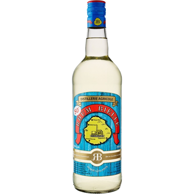Bielle Rhum blanc 1 L 50 %