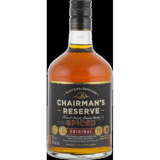 Chairman's Reserve Spiced Rhum 40 %