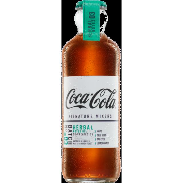 Coca-Cola Signature Mixers Herbal 20 cl
