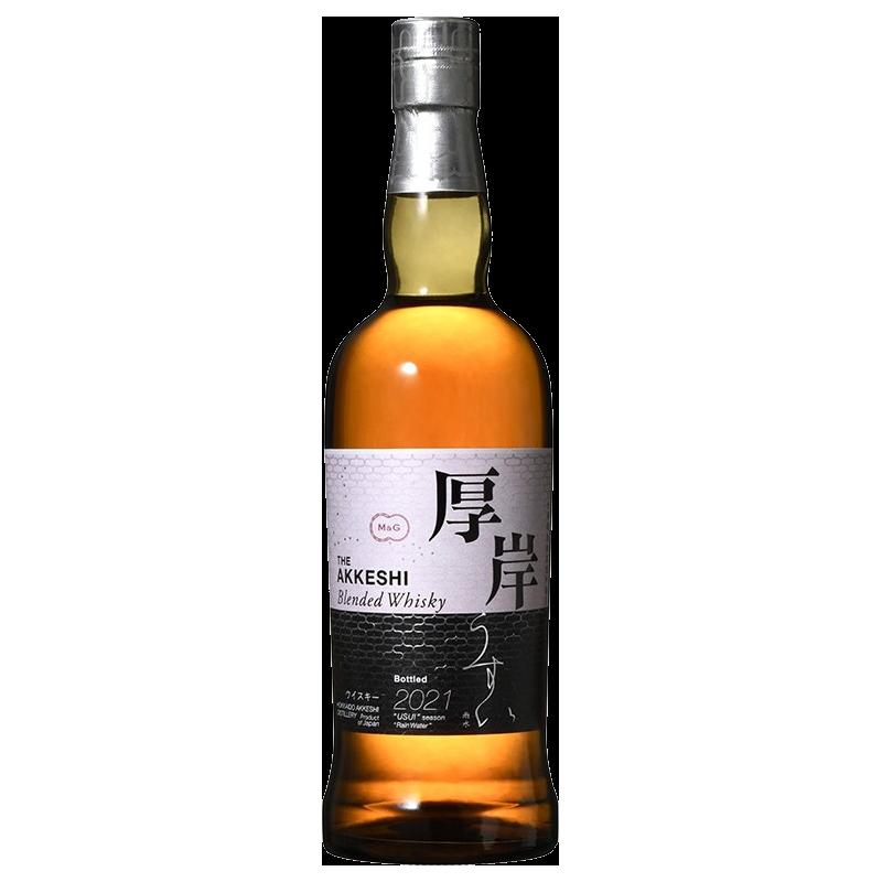Akkeshi Blended Usui Whisky 48 %