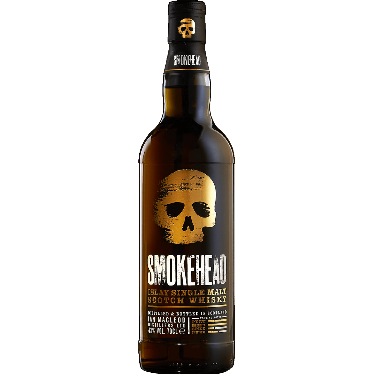 Smokehead Whisky 43%