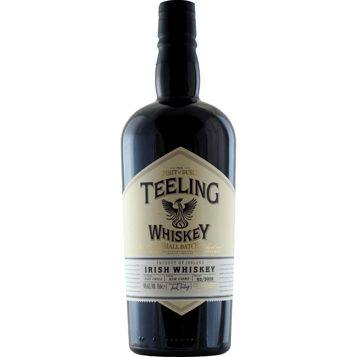 Teeling Small Batch Blended Whiskey 46%