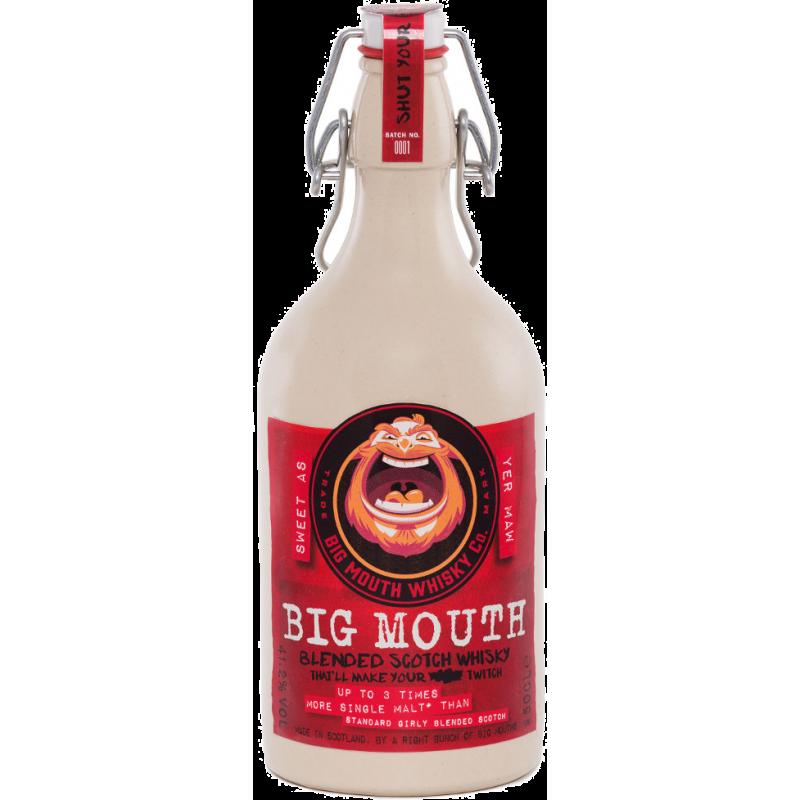Big Mouth Blended Whisky 41,2%