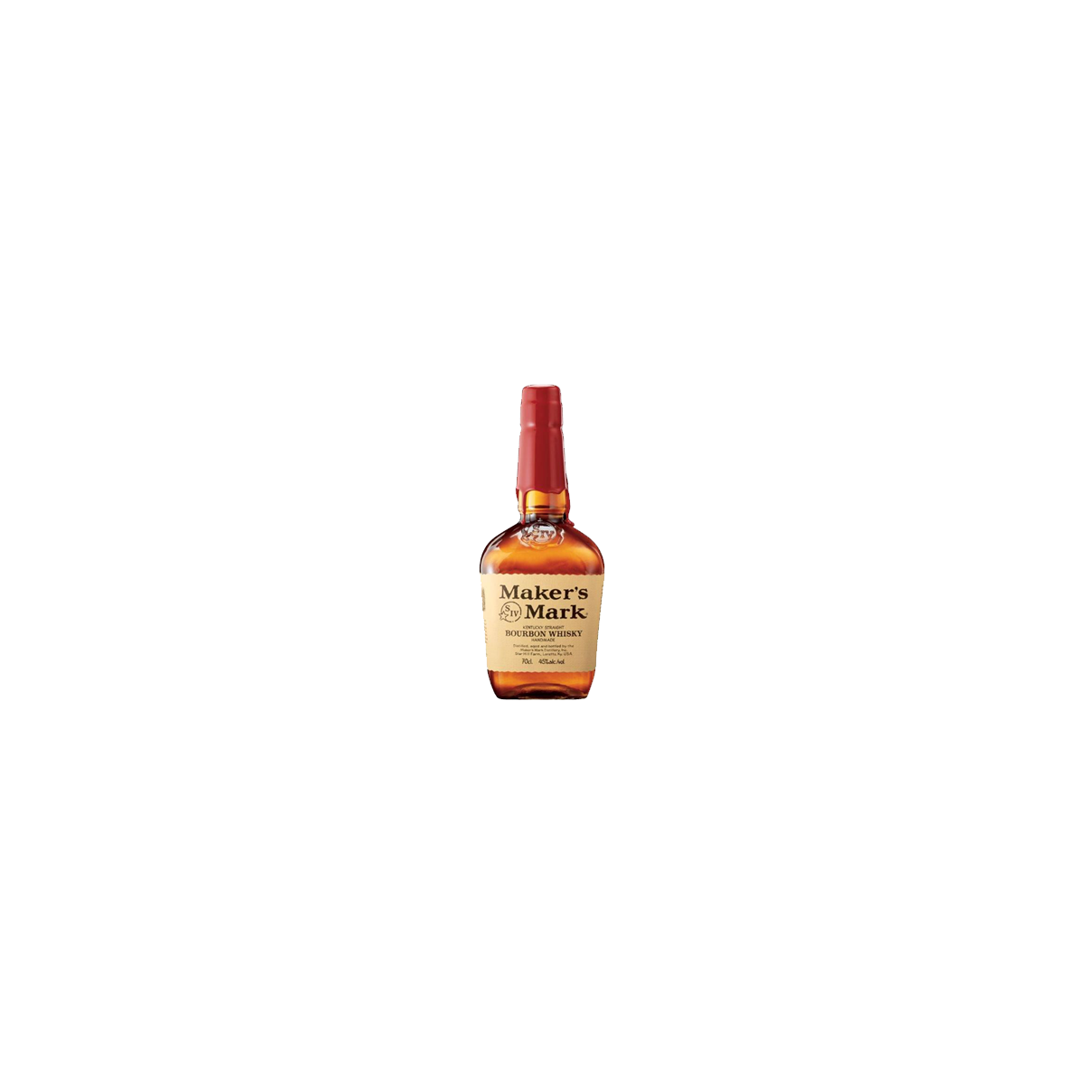 Maker's Mark Bourbon Whisky 45 %